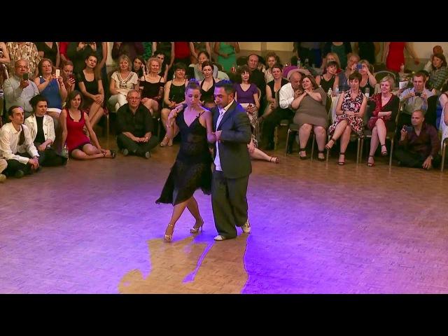 Alejandro Larenas Marisol Morales - Toronto Tango Festival 2014 (2)
