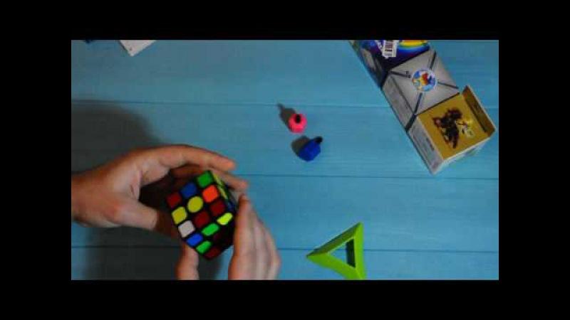 Обзор кубика KungFu QingHong (для cubes.in.ua)