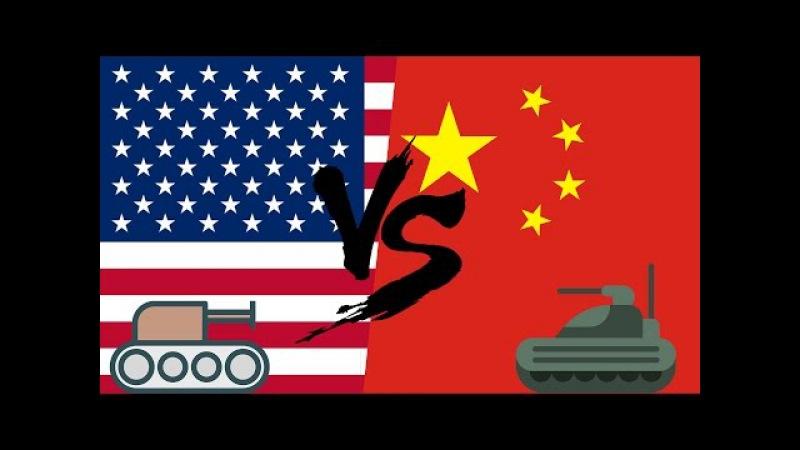 США VS Китай | Противостояние