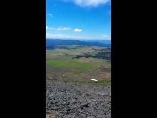 гора Кабарга