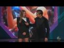 Джереми Реннер и Элизабет Олсен на церемонии ESPY 2017