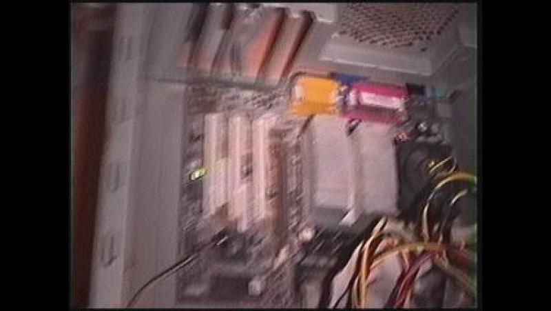 S3 Savage вместо встройки, VIA Apollo 133 вместо чипсета, БЕЛТЕЛКОМ ЕБАНЫЙ ВМЕСТО ИНТЕРНЕТА ИДИ НАХУЙ ТВАРЬ ЕБУЧАЯ И ВК ПИДОР Я