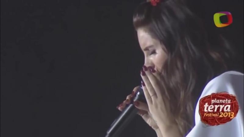 Lana Del Rey Live in Argentina Full Concert HD