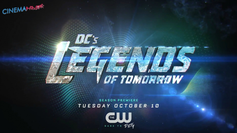 Легенды завтрашнего дня / DC's Legends of Tomorrow (3 сезон) - промо-ролик в Full HD (2017)