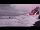 Извержение вулкана на Гаваях