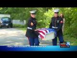 Rico. Marine war dog. Умерла собака по кличке Рико, участвовавшая в 240 военных операциях Морской пехоты США.