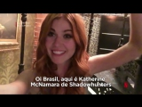The Shadowhunters Cast to attend Brazil Comic Con 2016