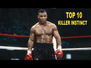 10 Бойцов с Инстинктом Убийцы в Истории Бокса