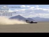 1700 км.ч Самый быстрый автомобиль на земле! Рекорд скорости на автомобиле с ракетным двигателем