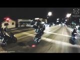 blvckmania x Sick riders stunts streets