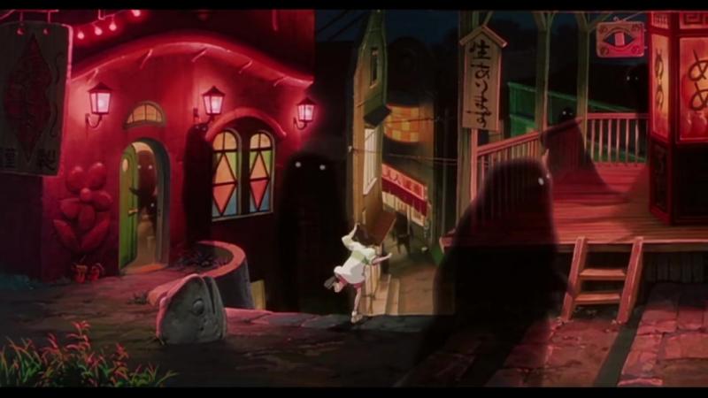 Унесенные Призраками | Spirited Away (2001) Официальный Трейлер