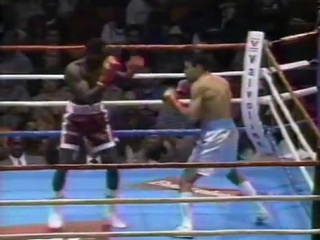 1995-07-15 Lonnie Bradley vs Dario Galindez (WBO World middleweight title)