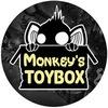Monkey's Toybox - Лепка и роспись фигурок