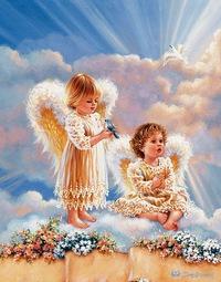 ангелы дети фото
