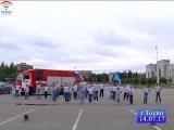 14 июля в г.Тосно на площади прошел Флешмоб