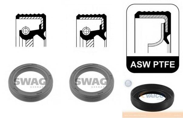 Уплотняющее кольцо, коленчатый вал; Уплотняющее кольцо, распределительный вал для AUDI A4 кабрио (8H7, B6, 8HE, B7)