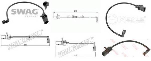 Сигнализатор для AUDI A6 Avant (4G5, C7, 4GD)