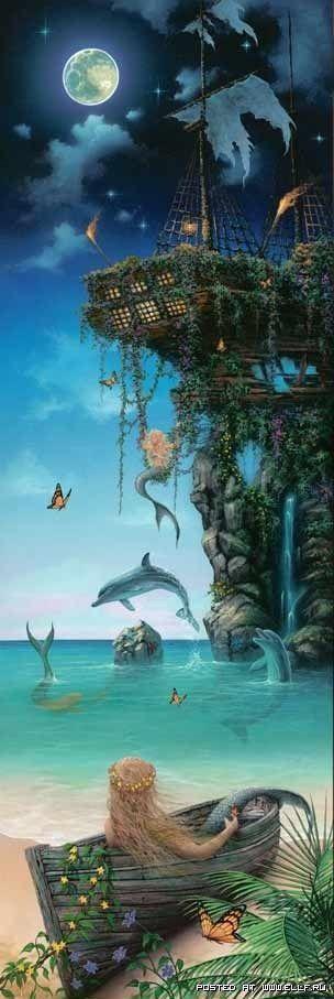 Афиша Калуга Mermaids