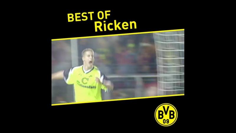 Ricken UCL Legende bestof goals BVB