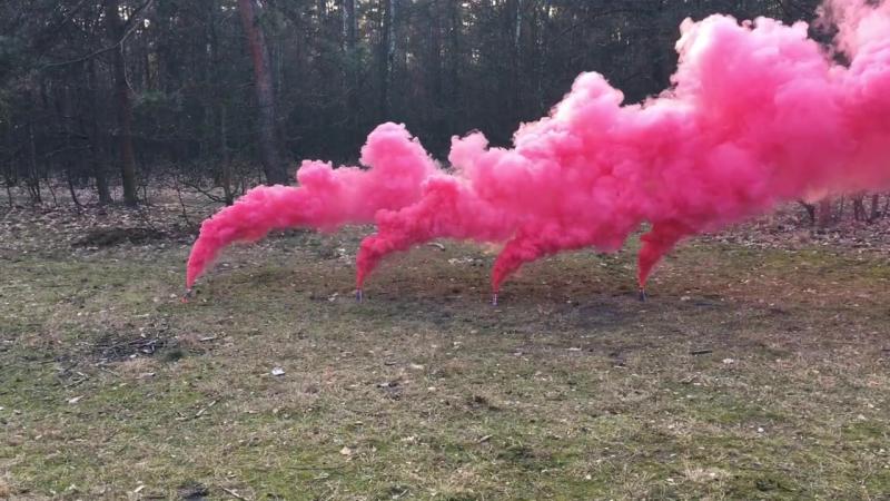 Цветной дым Smoke Fountain-2 Красный (Розовый) в Самаре и Самарской области » Freewka.com - Смотреть онлайн в хорощем качестве