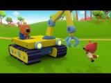 Ми-ми-мишки - Динозаврик - Современные российские популярные мультфильмы для детей - Серия 85
