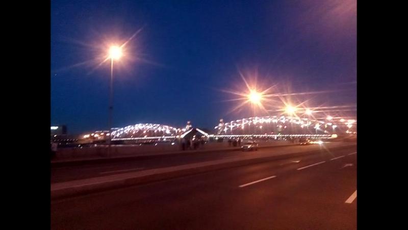 Мост Петра великого СПб
