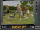 Идеальная тренировка за 8 минут - Ноги