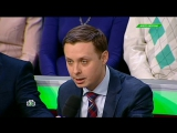 Игорь Драндин в эфире НТВ об имперских комплексах Кремля, пропаганде и отличиях нашей и политической системы от европейской