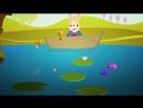 Развивающий мультфильм для малышей МНОГО или МАЛО - мультик про зайчика Гарри - Baby U