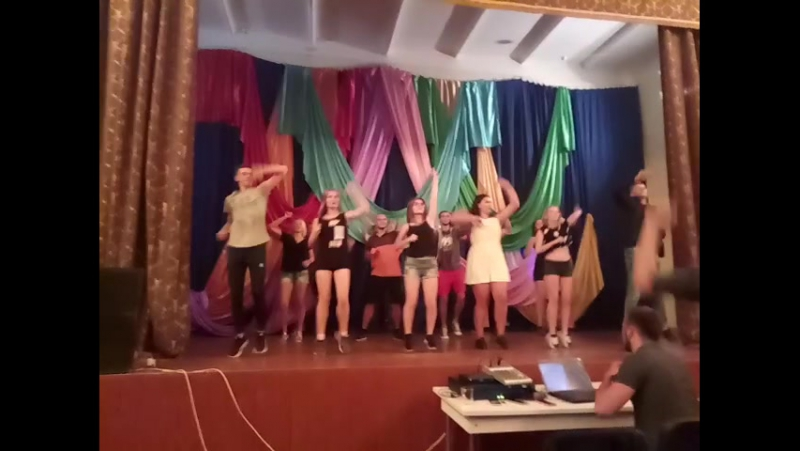 PIRADINHA АЯБО ЧАЙКА ВОЖАТІ 4 ЗМІНА 2017