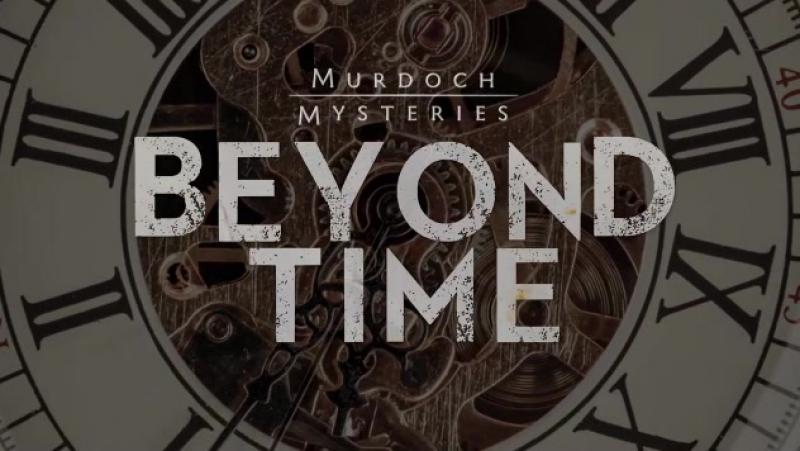 Murdoch Mysteries : BEYOND TIME, Episode 17 (CBC 2017 CA) (ENG)