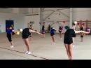 УТС по художественной гимнастике в Канаде 6
