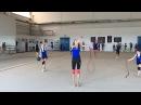 УТС по художественной гимнастике с Екатериной Пирожковой в Канаде 5