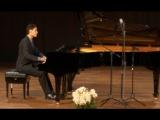 Chopin. Nocturne in E Flat Major Op. 9 No. 2. Sebastin Becerra Almancy