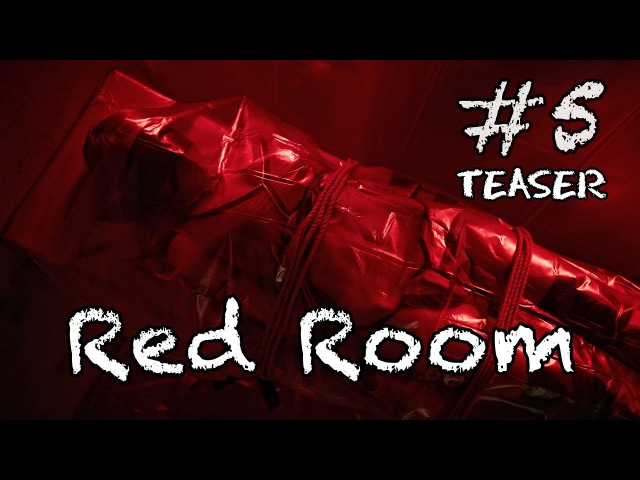 [Red Room 5]THE GIRL WAS COVERED WITH A POLYETHYLENE FOIL AND...(TEASER)