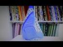 Mochila de tecido Borboletas. DIY. Fabric backpack tutorial. How to make a fabric backpack bag