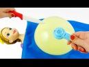 Сюрпризы из MMs Беременная кукла Принцесса Рапунцель Конфеты MMs Тролли Монстер ...