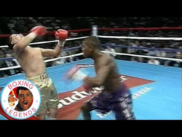 Floyd Mayweather Jr vs Felipe Garcia 1997 10 14 Gendlin