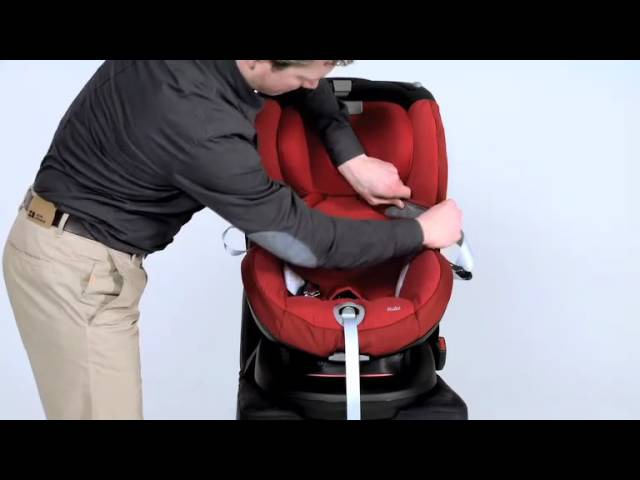 Maxi-Cosi | How to install the Rubi