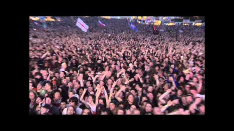 SlipKnot Disasterpiece Live At Download 2009