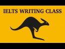 IELTS Academic exam writing masterclass Canguro English