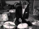 Patrick McGoohan drum solo All Night Long 1962
