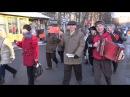 Кандалакша Мурманской области - 07.11.16 - Митинг 99 годовщина Октябрьской революции