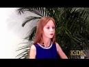 Видео визитка Участница ИРИНА Зиминова Celebrity Kids 2017 Spb конкурс красоты и талантов