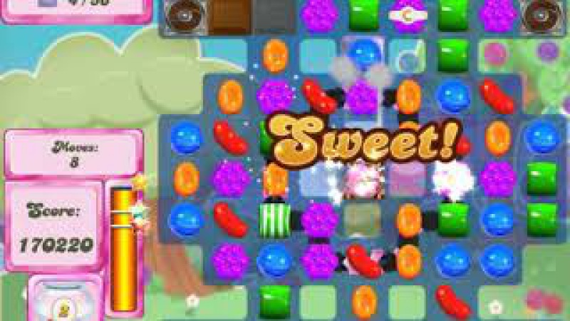 Candy Crush Saga level 2666 || 720HD || No booster|| add me on facebook !