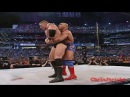 Brock Lesnar vs Kurt Angle Highlights HD - Wrestlemania 19