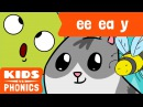 EE EA and Y Similar Sounds Sounds Alike How to Read Made by Kids vs Phonics