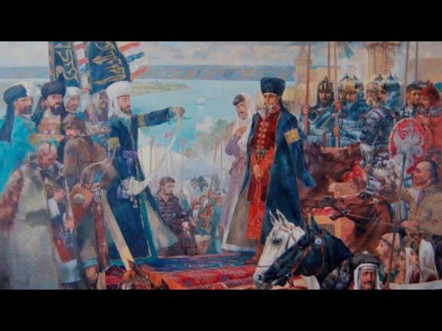 Волжская Булгария и путешествие ибн Фадлана (рассказывает историк Андрей Сараев)