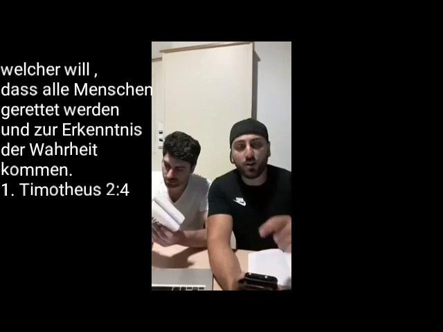 EX-MUSLIME schockieren Muslime und sagen die pure Wahrheit