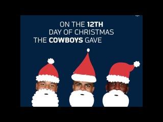 12 Days Of Dallas Cowboys Christmas!